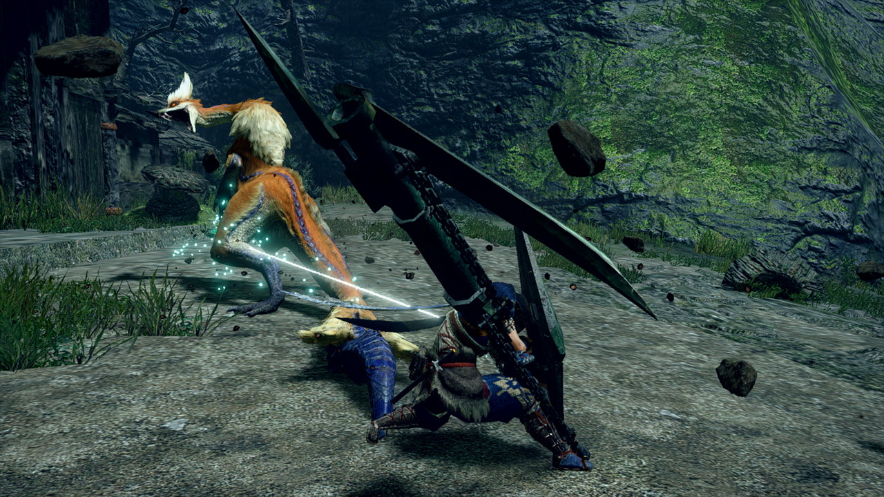 怪物猎人:崛起图片