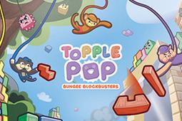TopplePOP: Bungee Blockbusters