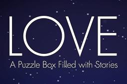 爱 - 装满了故事的谜题盒子