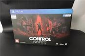 年度最佳游戏《控制:终极版》PS4实体版