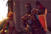 IGN教你如何在《渡神纪:芬尼斯崛起》里捏出奎爷