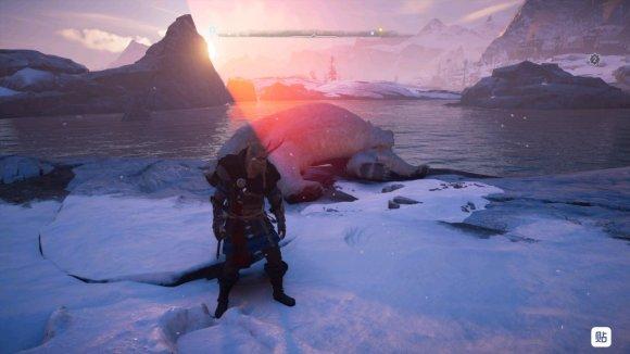 刺客信条英灵殿挪威传奇熊无伤打法