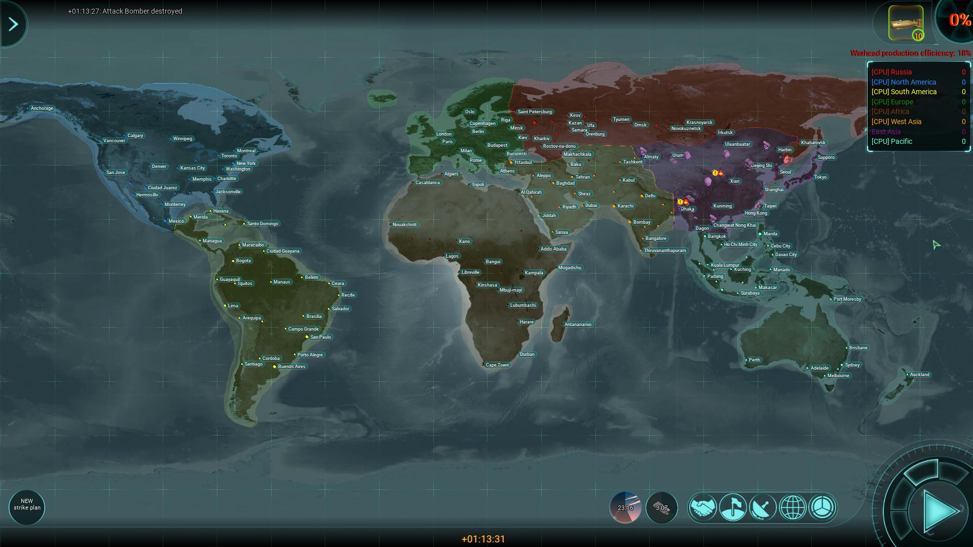 洲際彈道導彈圖片