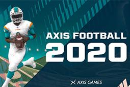 AXIS 橄欖球 2020