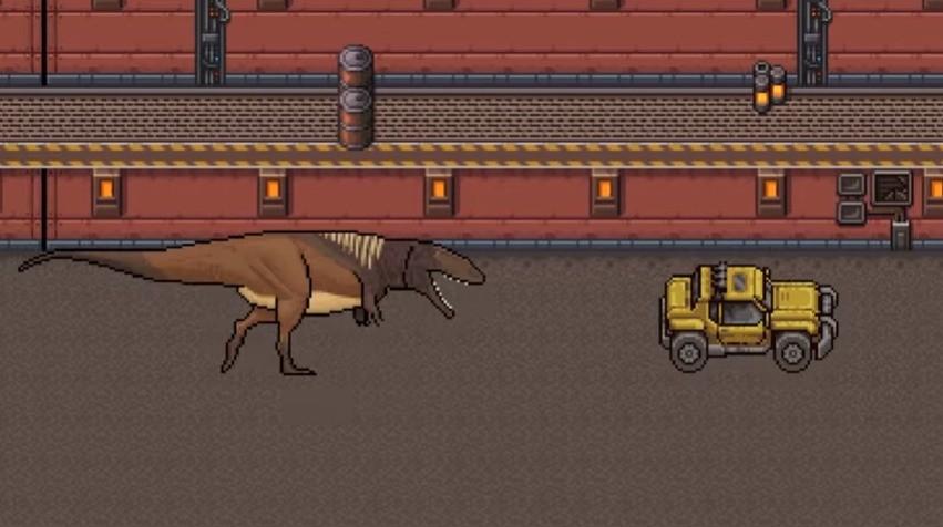 恐龙危害图片