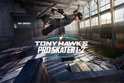 托尼・霍克专业滑板 1+2