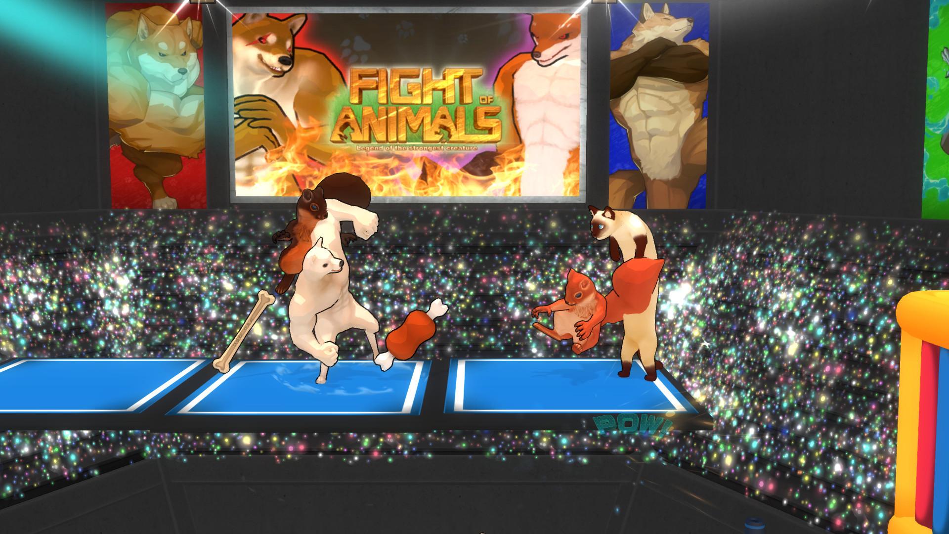 动物之斗:竞技场图片