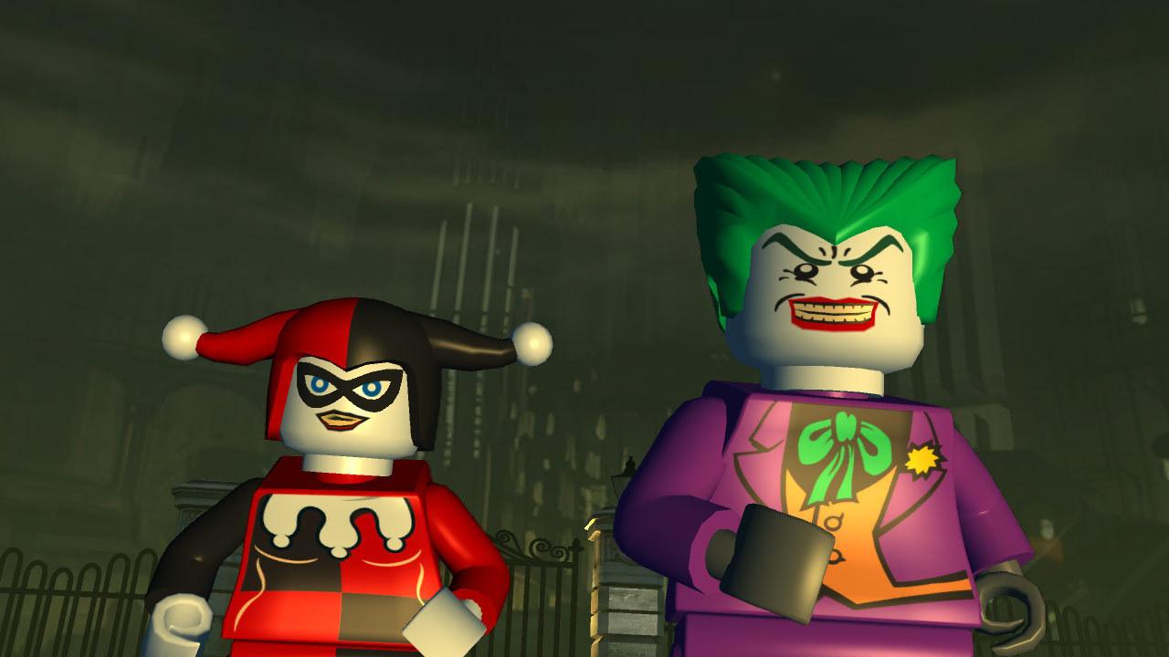 樂高蝙蝠俠圖片