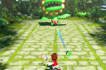 《馬力歐網球 王牌》國行版1月14日發售