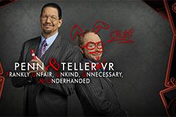 Penn & Teller VR