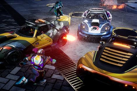 PS5独占多人竞技游戏《毁灭全明星》新预告片发布