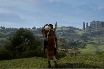 韩国MMORPG《奥丁:神叛》发布新预告片