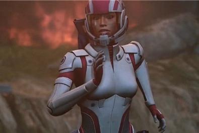 《质量效应:传奇版》与原版画面对比视频放出