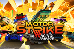 摩托撞击:赛车狂飙