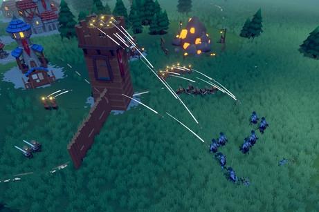 即时战略游戏《Becastled》开启EA测试