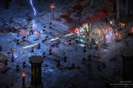 《暗黑破坏神2》重制版制作人专访 透露多项细节