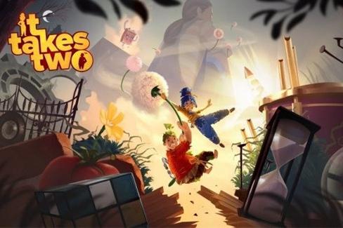 冒险新游《双人成行》发布实机游玩预告片