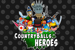 CountryBalls Heroes
