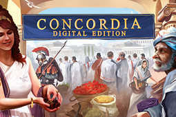 康考迪亚:数字版