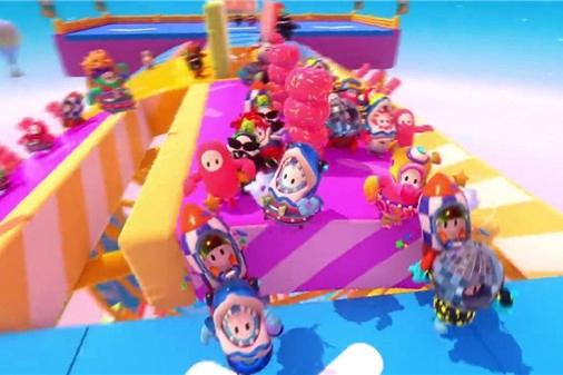 《糖豆人:终极淘汰赛》第四赛季正式上线