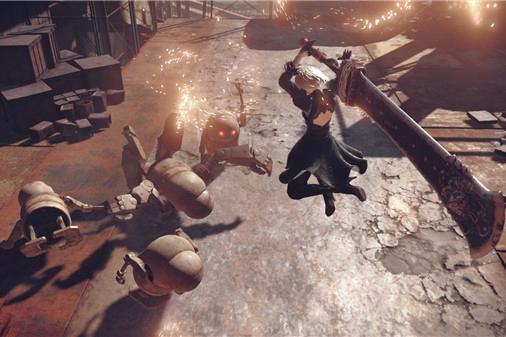 玩家用差评轰炸Steam版《尼尔:机械纪元》