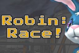 罗宾:赛跑!