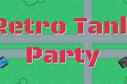 復古坦克派對