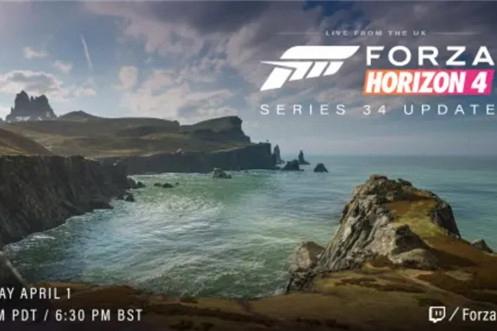 《极限竞速:地平线4》Steam版开启首次促销活动