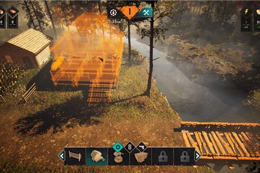 末日生存游戏《Survive the Fall》上架Steam
