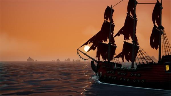动作RPG游戏海洋之王5月25日发售