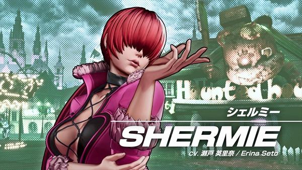 拳皇15夏米尔角色宣传影像公开