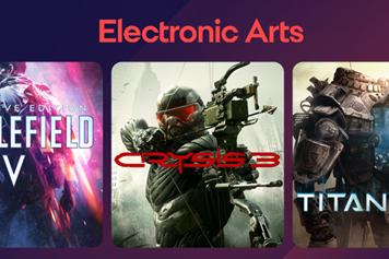 Steam开启EA旗下FPS游戏特惠活动