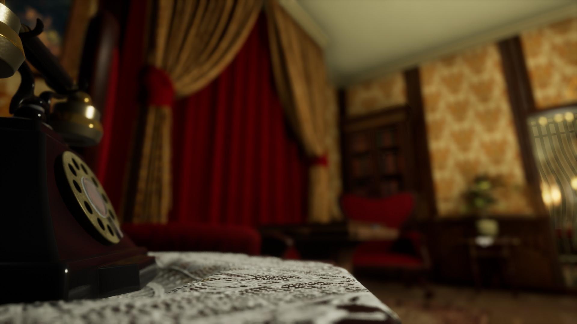 戈耳迪房间:奇特遗产图片
