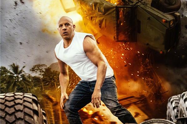 《速度与激情9》新中文海报 发布1-9全系列快闪回顾