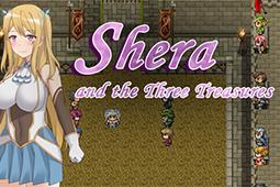 雪拉和三神器