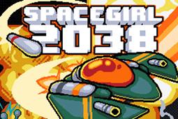 太空少女2038