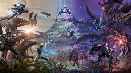 方舟生存进化终章创世第二季全新泰克武器曝光