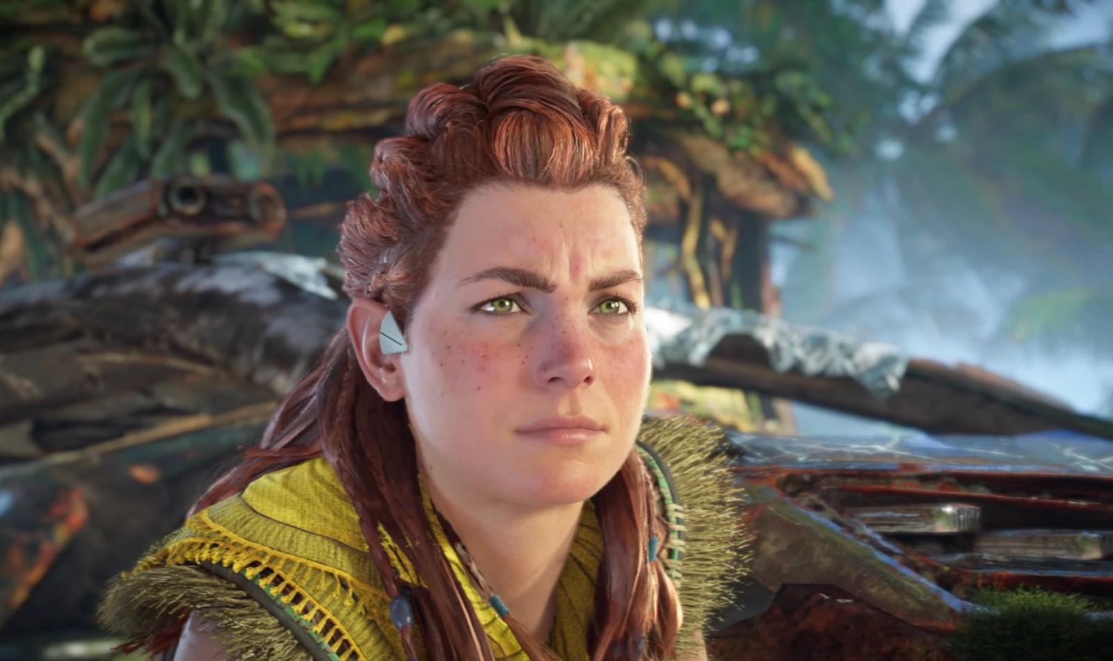 《地平线:西部禁域》女主形象变胖 玩家不满开始恶搞 游戏资讯 第7张