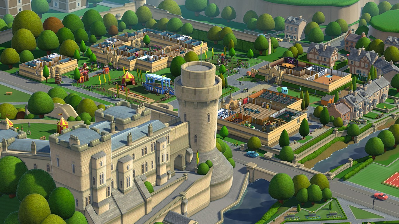 《双点医院》开发商的新作 《双点学校》相关内容泄露 游戏资讯 第1张
