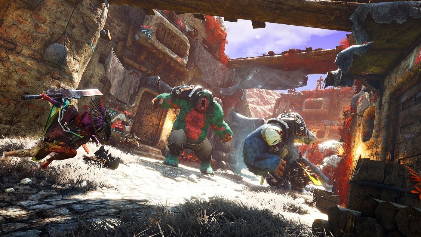 《生化变种》官方称新的更新正在开发中 将调整游戏性 游戏资讯 第1张