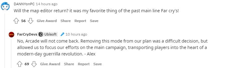 《孤岛惊魂 6》官方论坛问答活动 透露了新作重要信息 游戏资讯 第3张