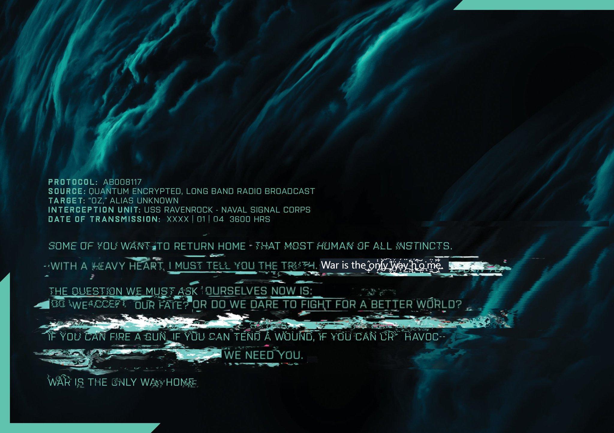《战地》新作开始宣传预热 推特私信发送一段加密信息 游戏资讯 第2张