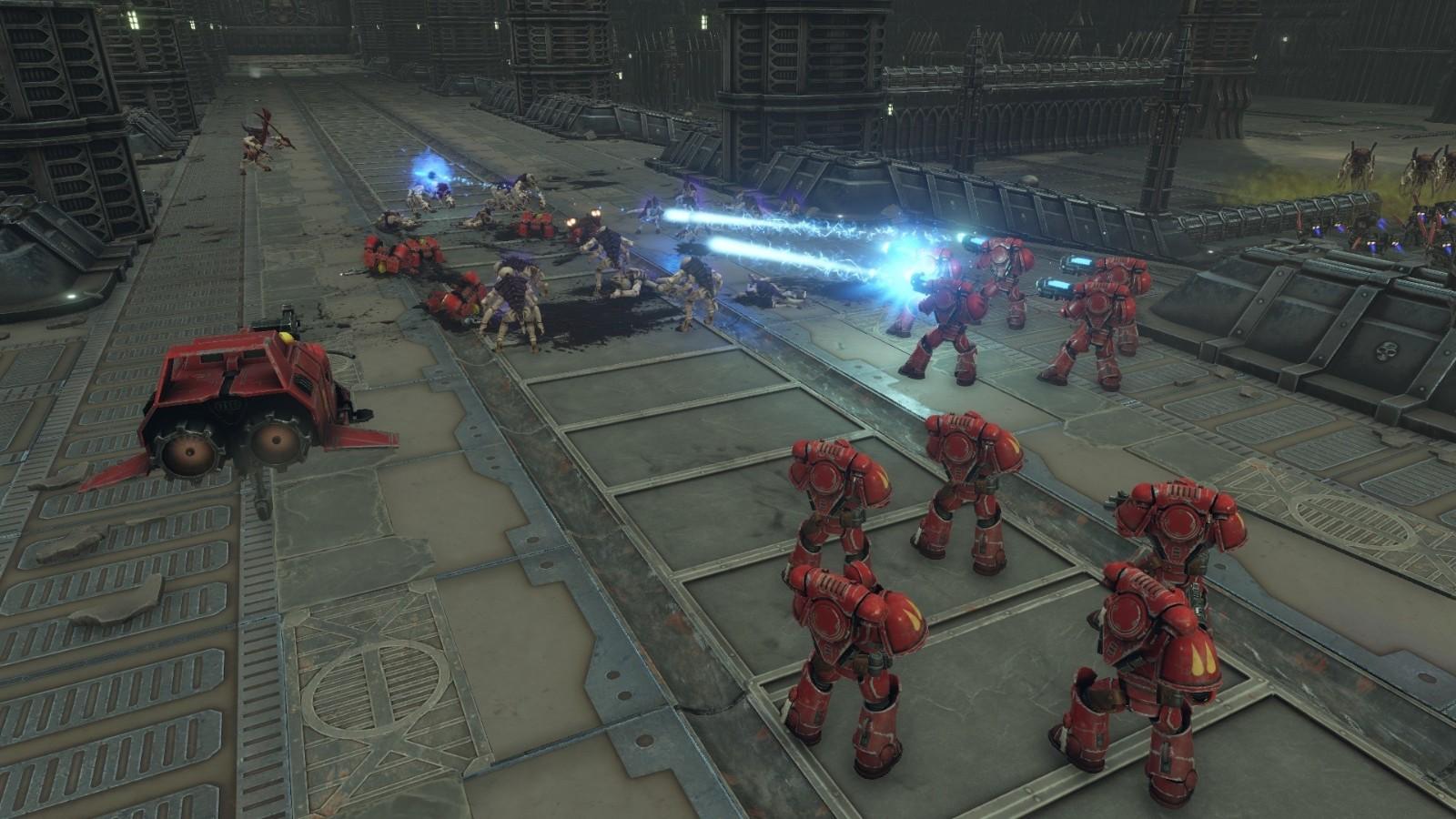 《战锤40K:战区》新实机预告 展示了新单位战斗修女 游戏资讯 第1张