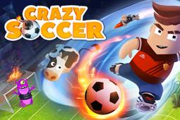 疯狂足球:足球明星