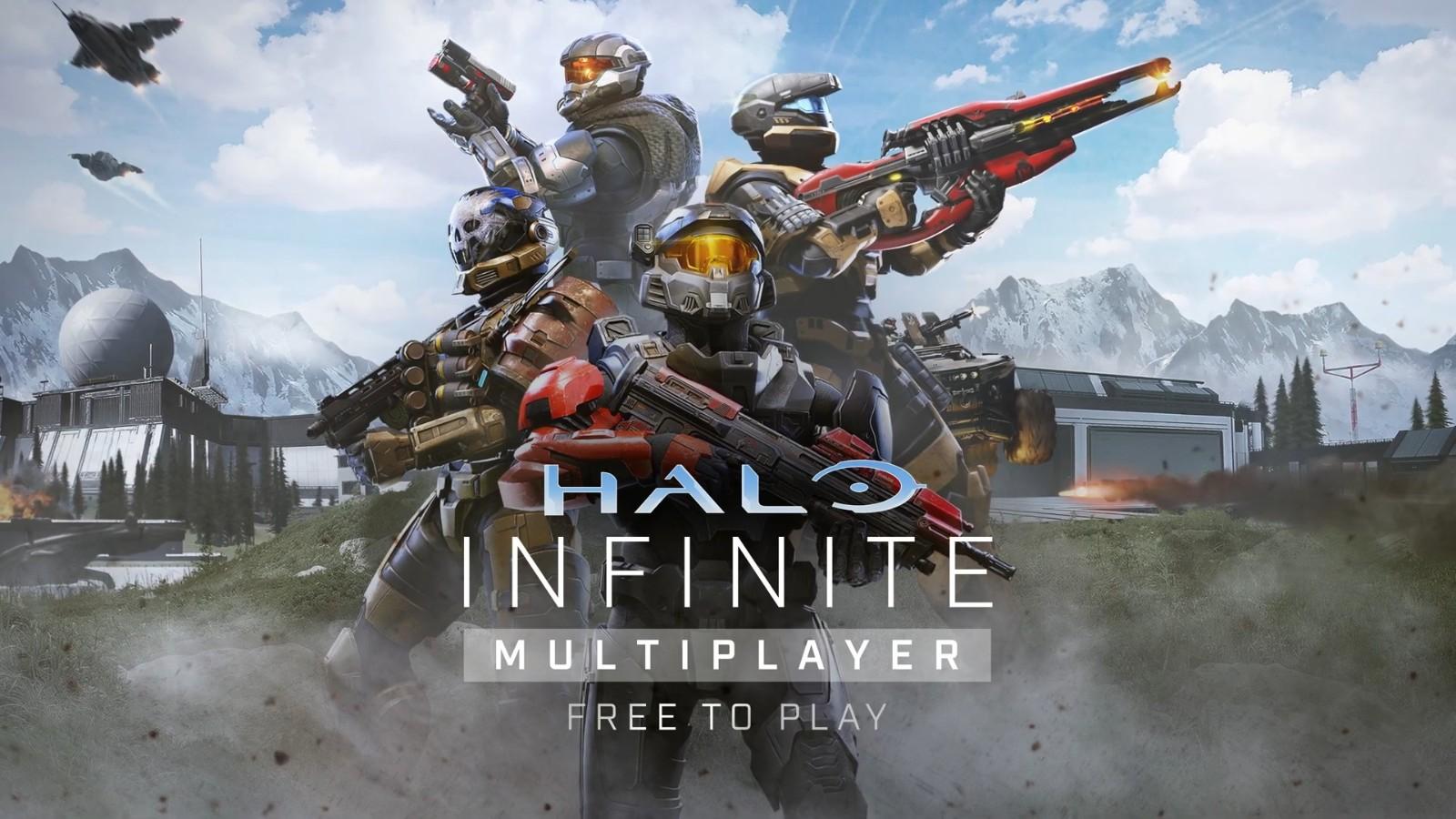 《光环:无限》公布多人模式介绍视频 于今冬免费推出 游戏资讯 第1张