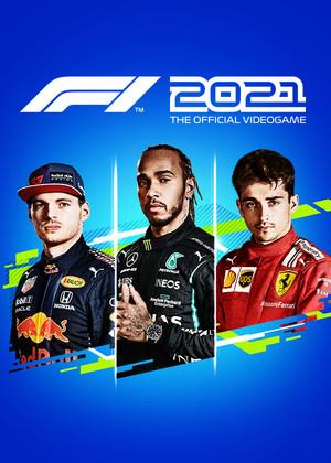 F1 2021图片