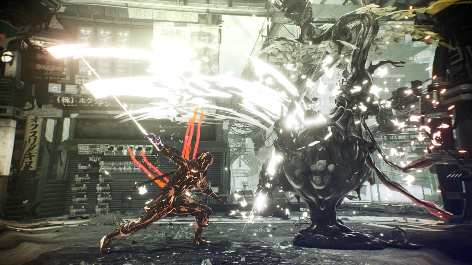 《绯红结系》公布新截图 展示了游戏角色和技能等内容 游戏资讯 第1张
