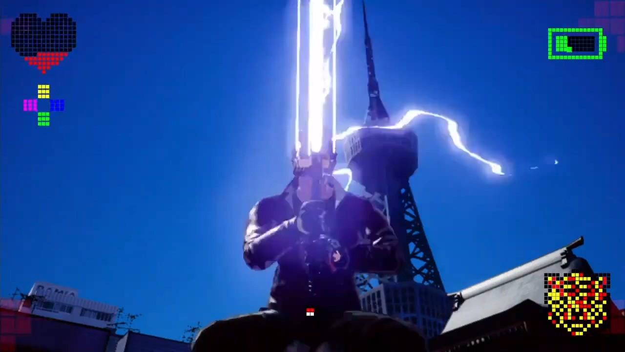 《英雄不再 3》公开激光剑演示 超尬充电动作仍然健在 游戏资讯 第1张