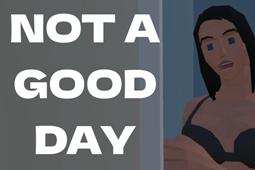 不太好的一天
