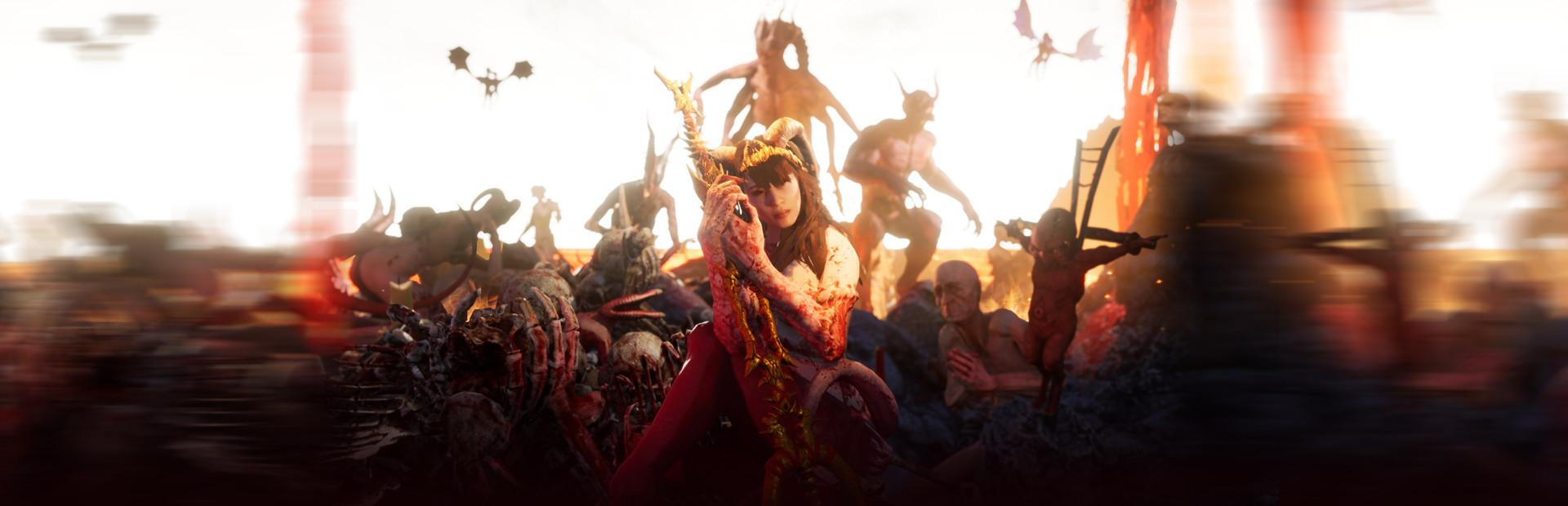 《魅魔》为了优化和改进游戏 宣布跳票至九月八日发售 游戏资讯 第3张